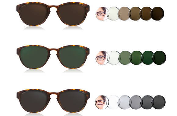 Transitions match your lenses with your style